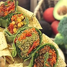 Healthy Wraps FULL OF PROTEIN