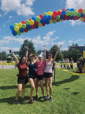 4 alpha phis participating in the Prouty