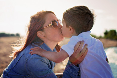 Sweet Mama kisses
