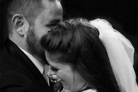 Love....that is the secret of a good wedding!