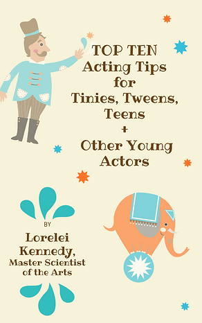 Acting Tips Children Book Cover.png