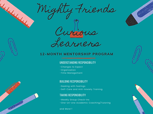 Mighty Friends and Curious Learners