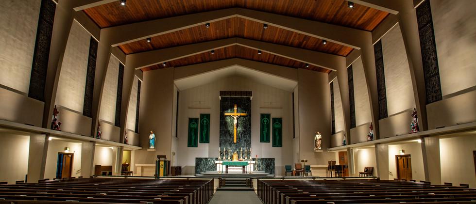 St. Alphonsus Lighting Upgrade