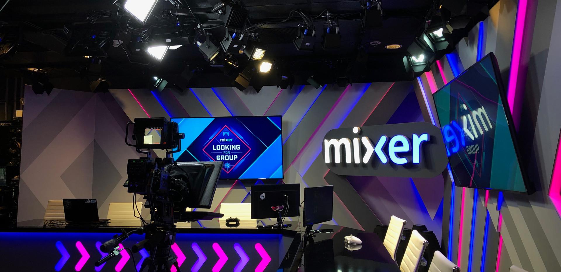 Mixer StudioOne (Side)