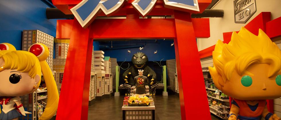 Japanese Animation @ Funko HQ