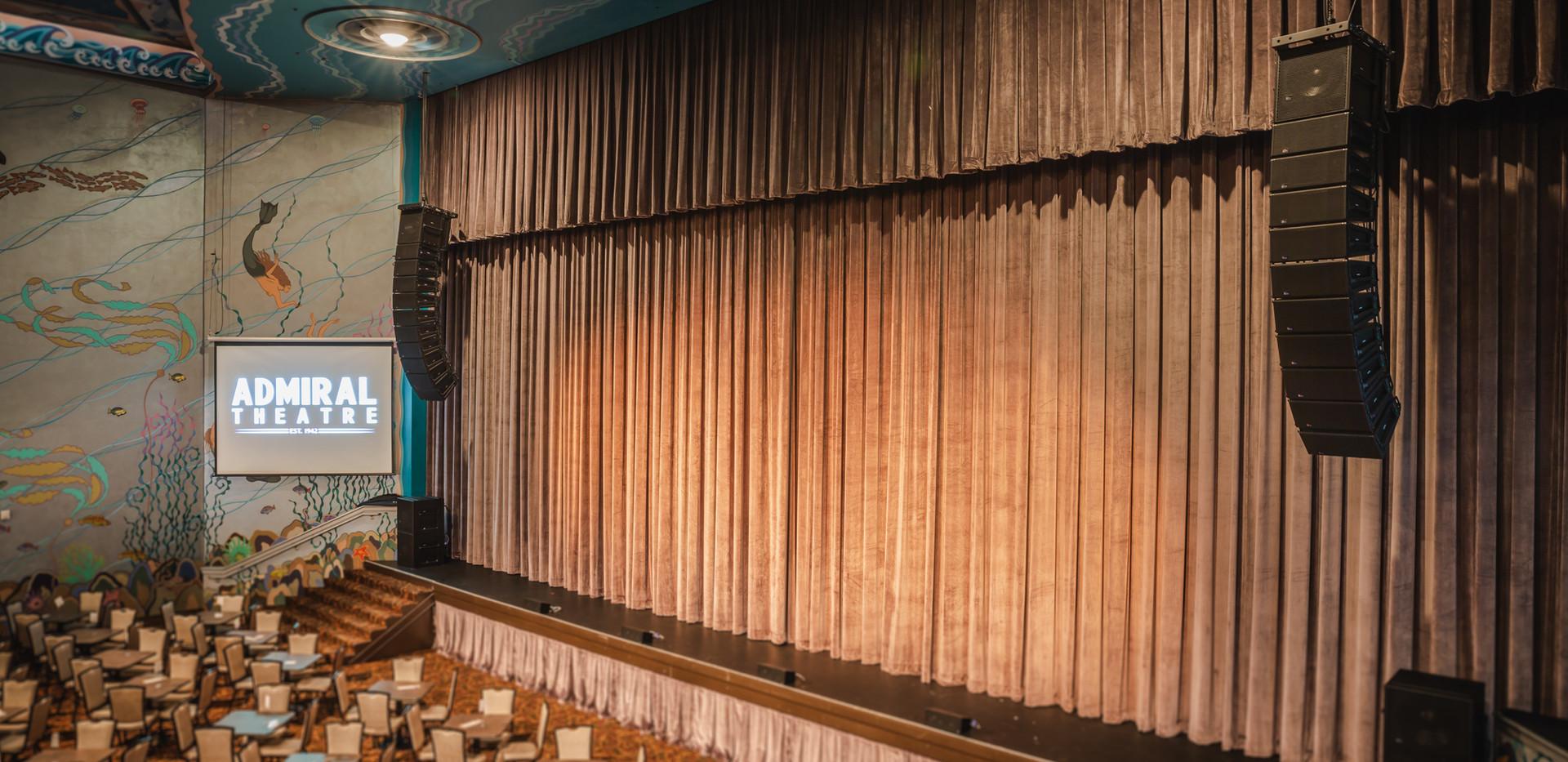 Admiral Theatre (Side)