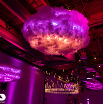 Creative Event Lighting for Corporate Employee Event