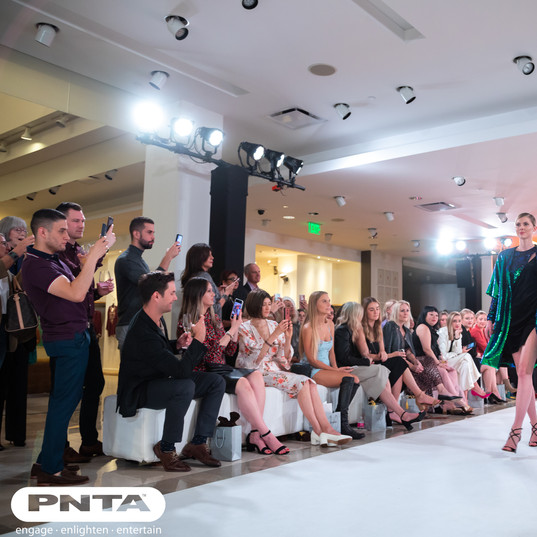 Bravern Fashion Show