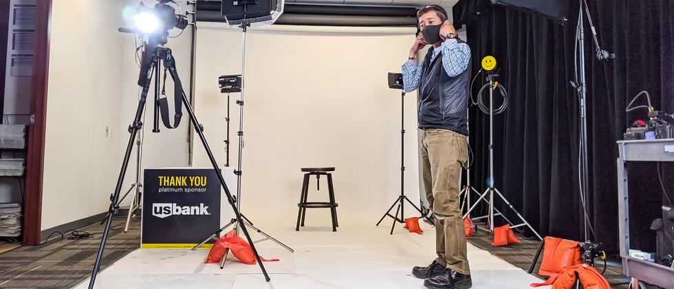 A dream photo/video studio