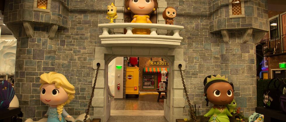 Disney Princess @ Funko HQ