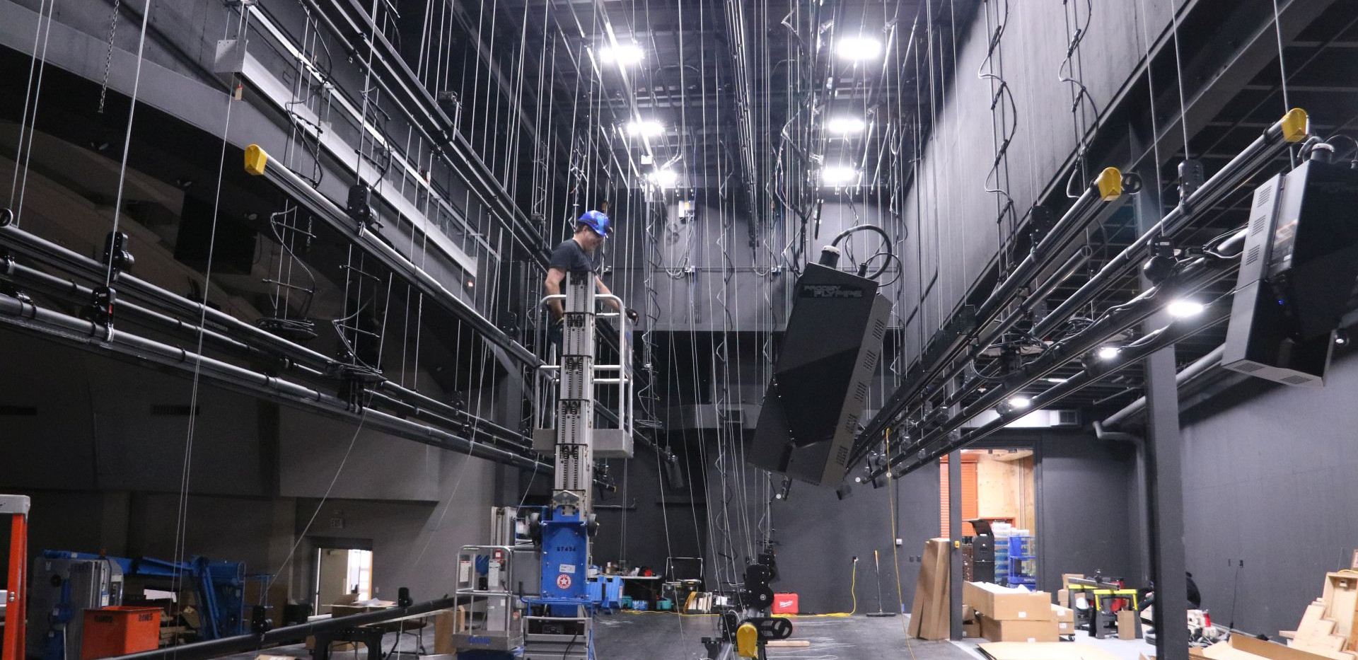 Whitworth University FlyPipe Installation