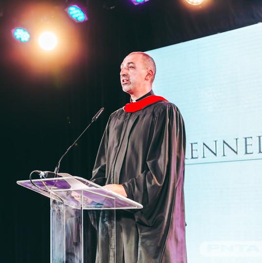 Kennedy CHS Graduation