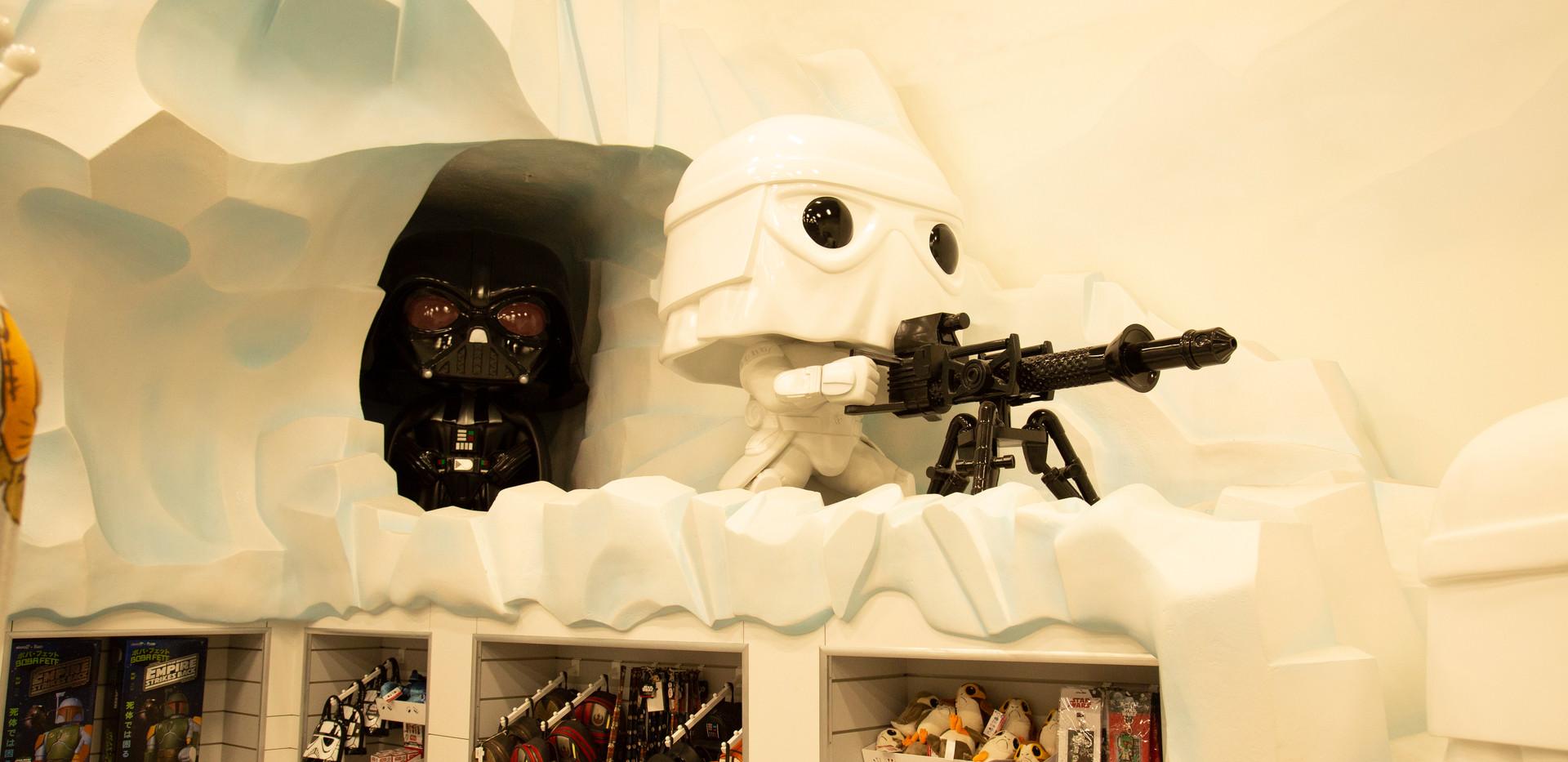 Star Wars @ Funko HQ