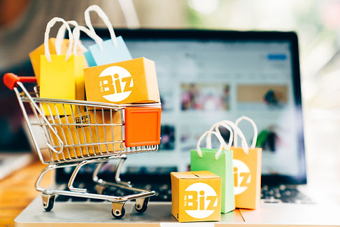 ITB shopping-bag-cart-with-laptop-online