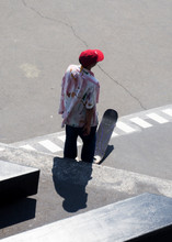 Lonely Souls - Skateboarder