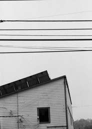 Seattle - House and Powerlines