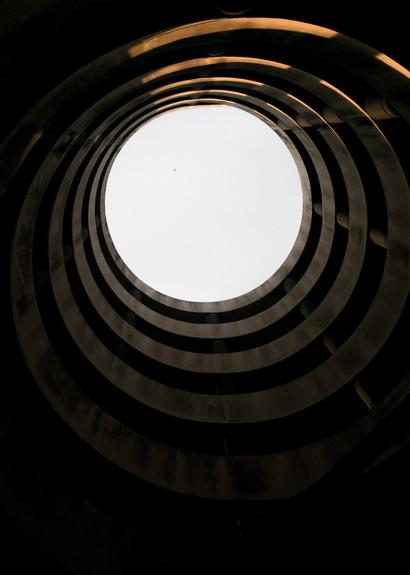 Parking Structure Spiral