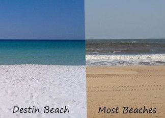 Destin's Beaches Are Clearly Superior