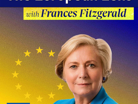 Podcast: The European Lens with Frances Fitzgerald