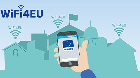 EU free WIFI initiative must be rolled out across the whole of Dublin by 2020