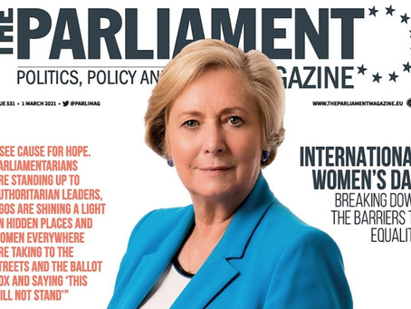 The Parliament Magazine-March 2021