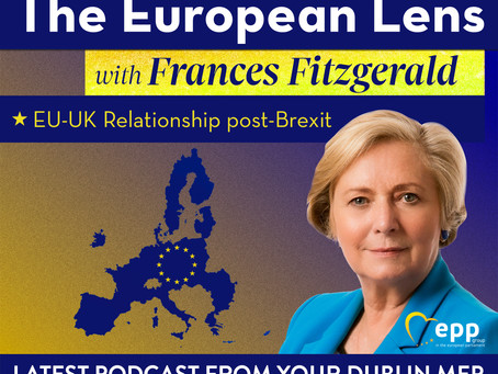 The European Lens - Episode 7: The Future of the EU & UK Relationship post-Brexit