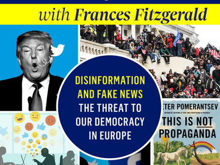 New episode of The European Lens highlights the threat of Disinformation and Fake news in Ireland