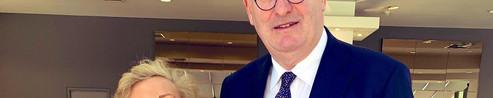 Frances Fitzgerald MEP & Commissioner Phil Hogan