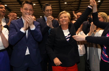 Frances Fitzgerald declared elected as an MEP