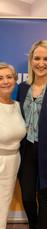 Frances Fitzgerald MEP & Minister Helen McEntee