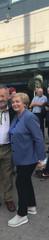 Frances Fitzgerald MEP & Seán Kelly MEP at the All-Ireland Final Replay 2019