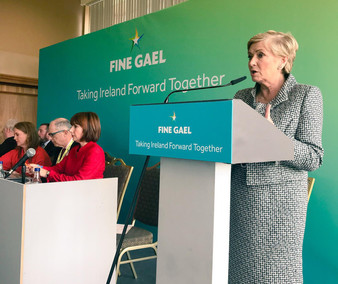 Fine Gael Ard Fheis 2018