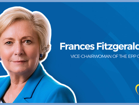 Fitzgerald elected Vice-President of EPP Group