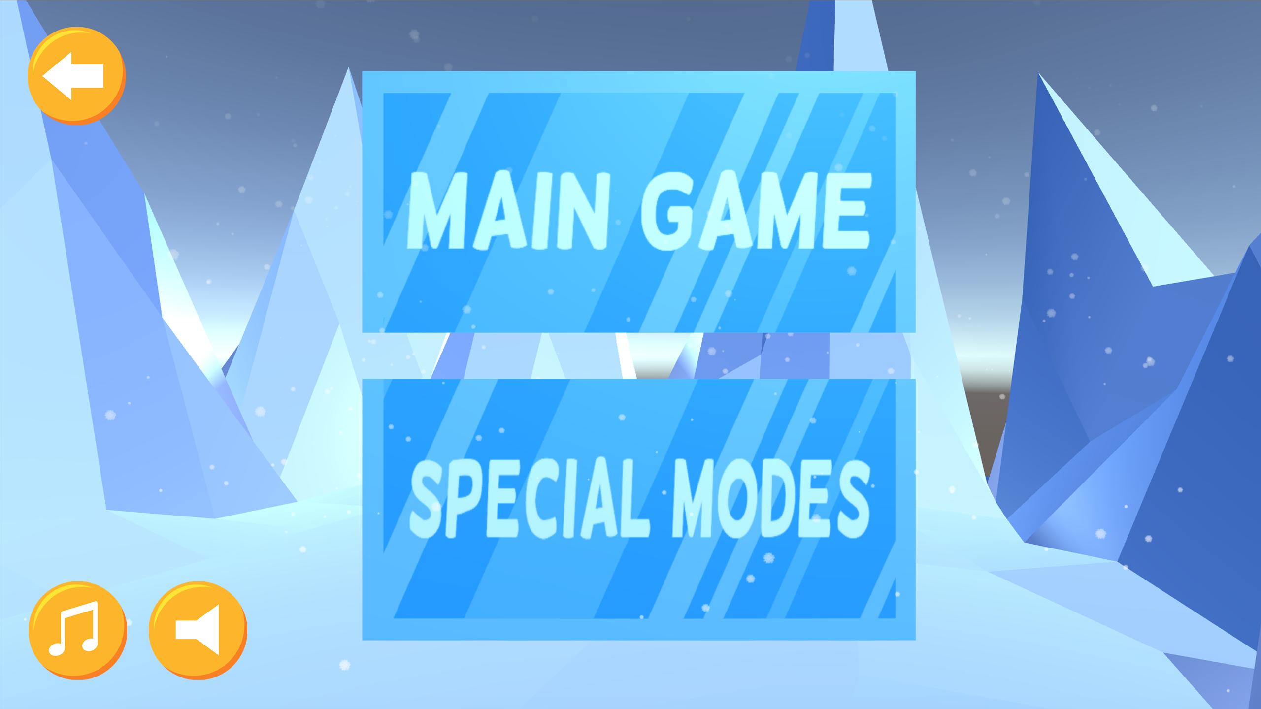 Sub-menu Example