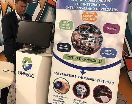 Onvego has exhibited at Startups Pioneers 19 Fest in Vienna on May 9-10, 2019