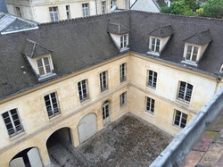 façades vue d'en haut