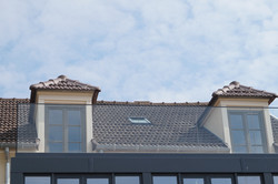 Terrasse deuxième étage