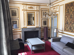 Salon appartement 4