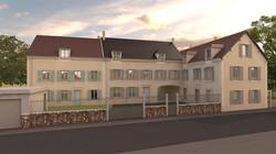 Rénovation d'une maison maraîchère