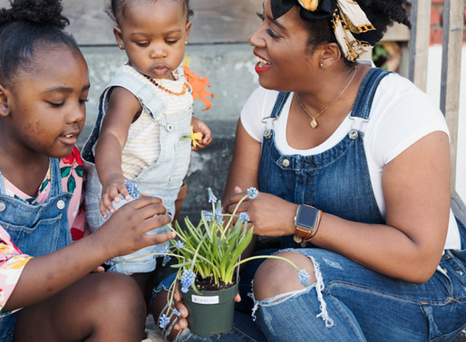 6 Ways To Celebrate Earth Day With Your Children At Home