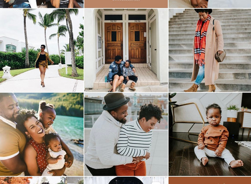 9 Simple Steps To A Cohesive Instagram Feed