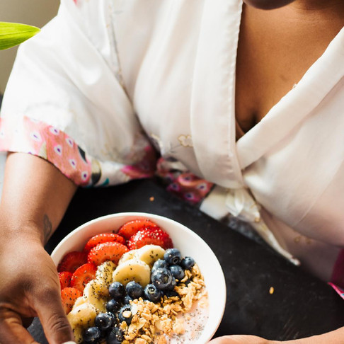 Protein Packed Yogurt Bowl to Start Your Day