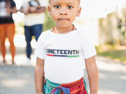 7 Ways To Celebrate Juneteenth With Your Family