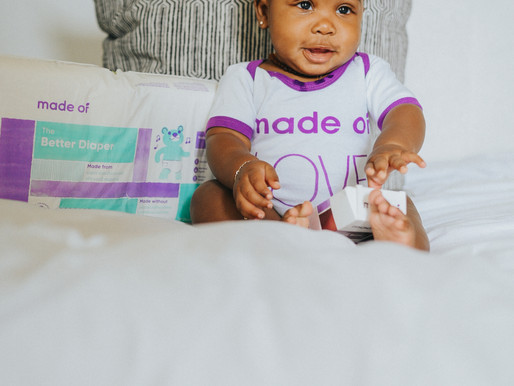 Made Of: Organic Baby Products - A Review