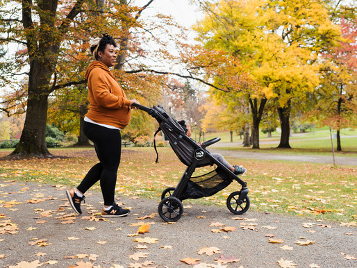 A Real Review:  Baby Jogger New Athleisure-Inspired Barre Collection City Mini GT2 Stroller