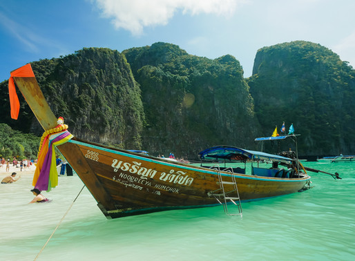 Tash's Travel Tips:  Family Travel to Phuket, Thailand