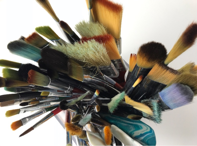 Brush collection by my friend Michelle (@i.dream.things)