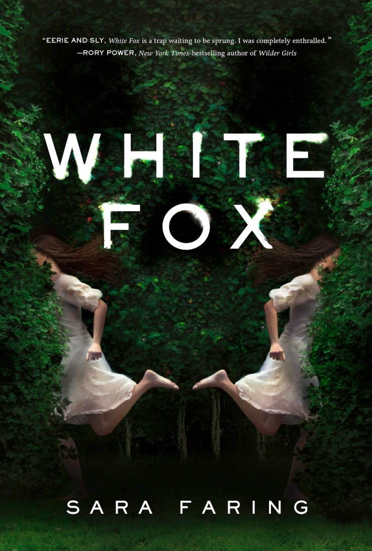 White Fox by Sara Faring - Book Cover | 15 YA Books Out In September 2020