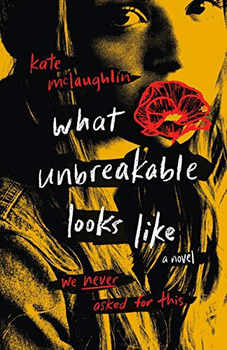 What Unbreakable Looks Like by Kate McLaughlin - Book Cover | 18 YA Books Out In June 2020