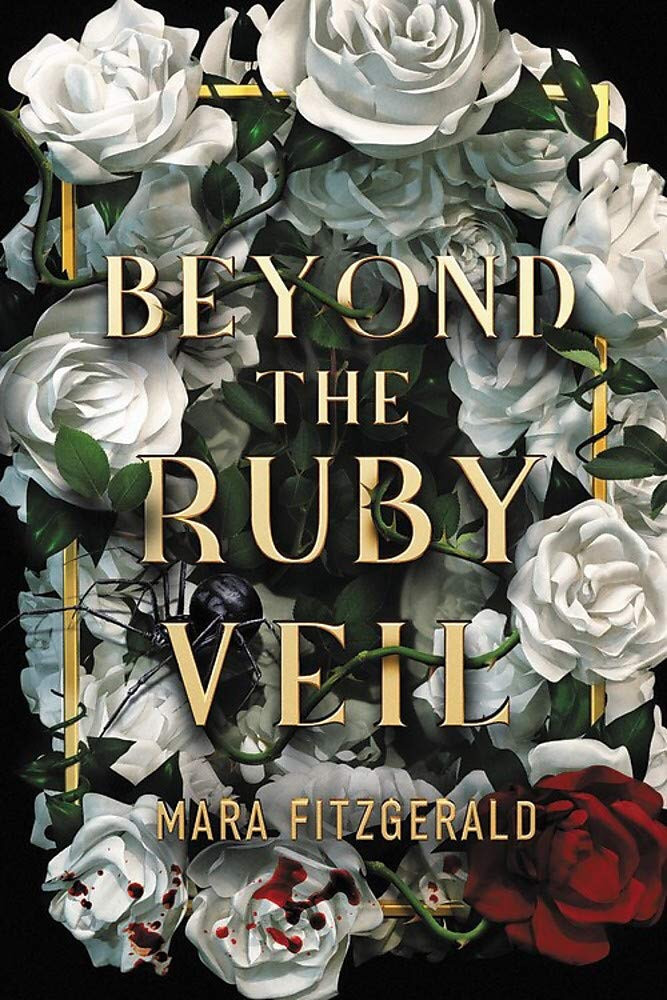 Book Cover: Beyond the Ruby Veil by Mara Fitzgerald - 10 YA Books Out in October 2020 - Two Arts in a World